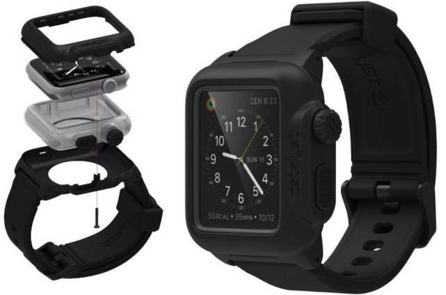 new styles 06b00 3a6d2 New] Best Apple Watch Waterproof Case in 2019: Reviews:Series 4/3/2