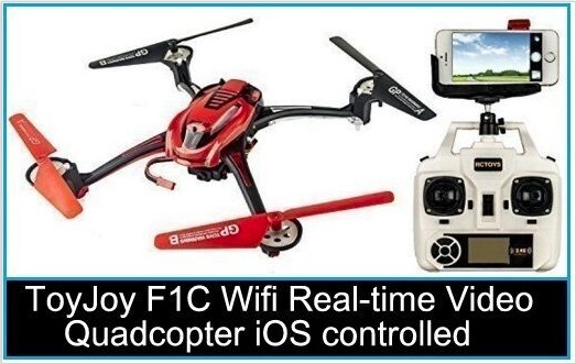joytoy iPhone controlled drone 2016