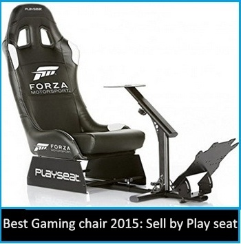 Best Gaming chairs 2016: Sell by Play seat