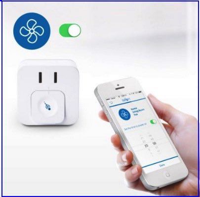 bpoint iPhone remote power switch