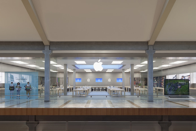 Apple Store, Bellevue Square