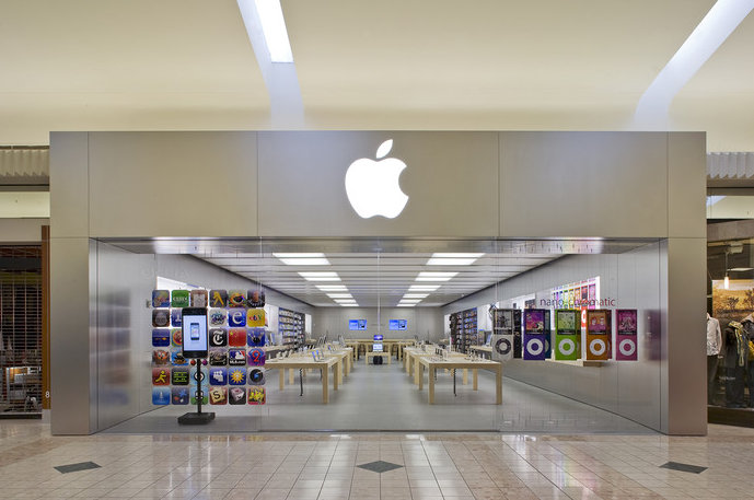 Apple Store, Southcenter