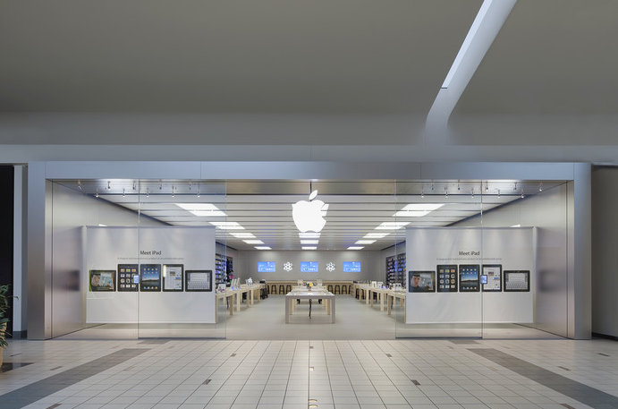 Apple Store, Tacoma Mall Address and Time of beautiful Apple Stores in Washington DC