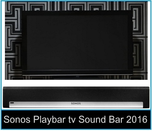 Best Sound bar for Apple TV 2016