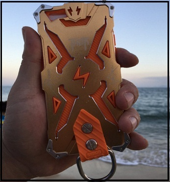 Metal Rugged Case for Apple iPhone 6S