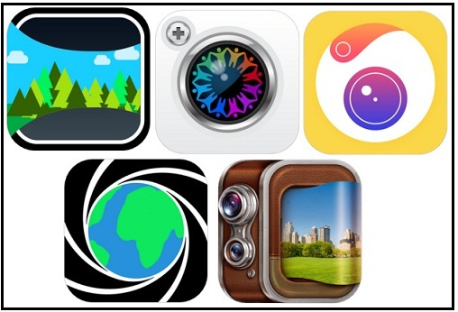 top Good 360 degree best Panorama apps for iPhone, iPad, iPod Touch , iOS 9