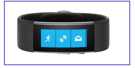Best fitness band by microsoft