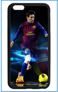 messi iPhone 6 case