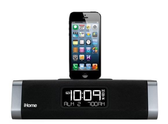 iHome speaker dock for iPod Touch
