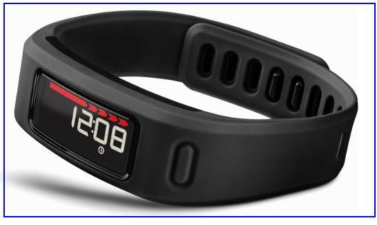 Garmin fitness control device