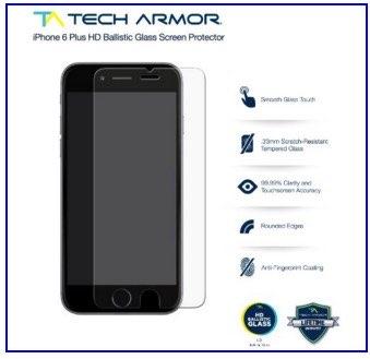 Tech Armor iPhone 6S Screen protector