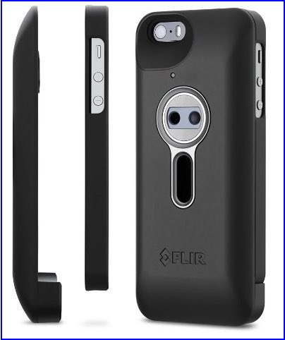 Best thermal imager camera for iPhone back case
