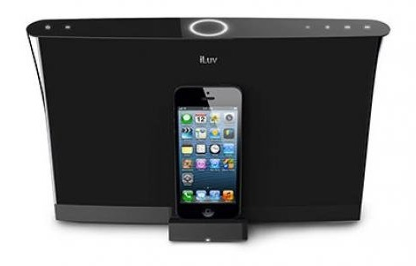 iLuv best sound system for iPod