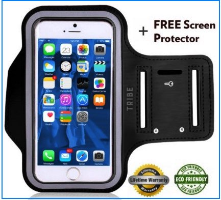 Armband iPhone 6 case for sport person