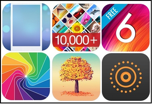 Best HD Wallpaper apps for iPhone and Apple Watch, iOS 9