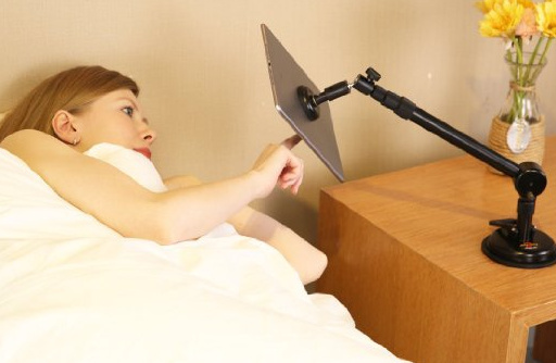ipad holder for bed best pro stand for bed reading 12771