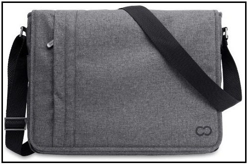 Case crown canvas bag for iPad pro 12.9 inch